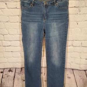 Buffalo David Bitton Straight Leg Jeans